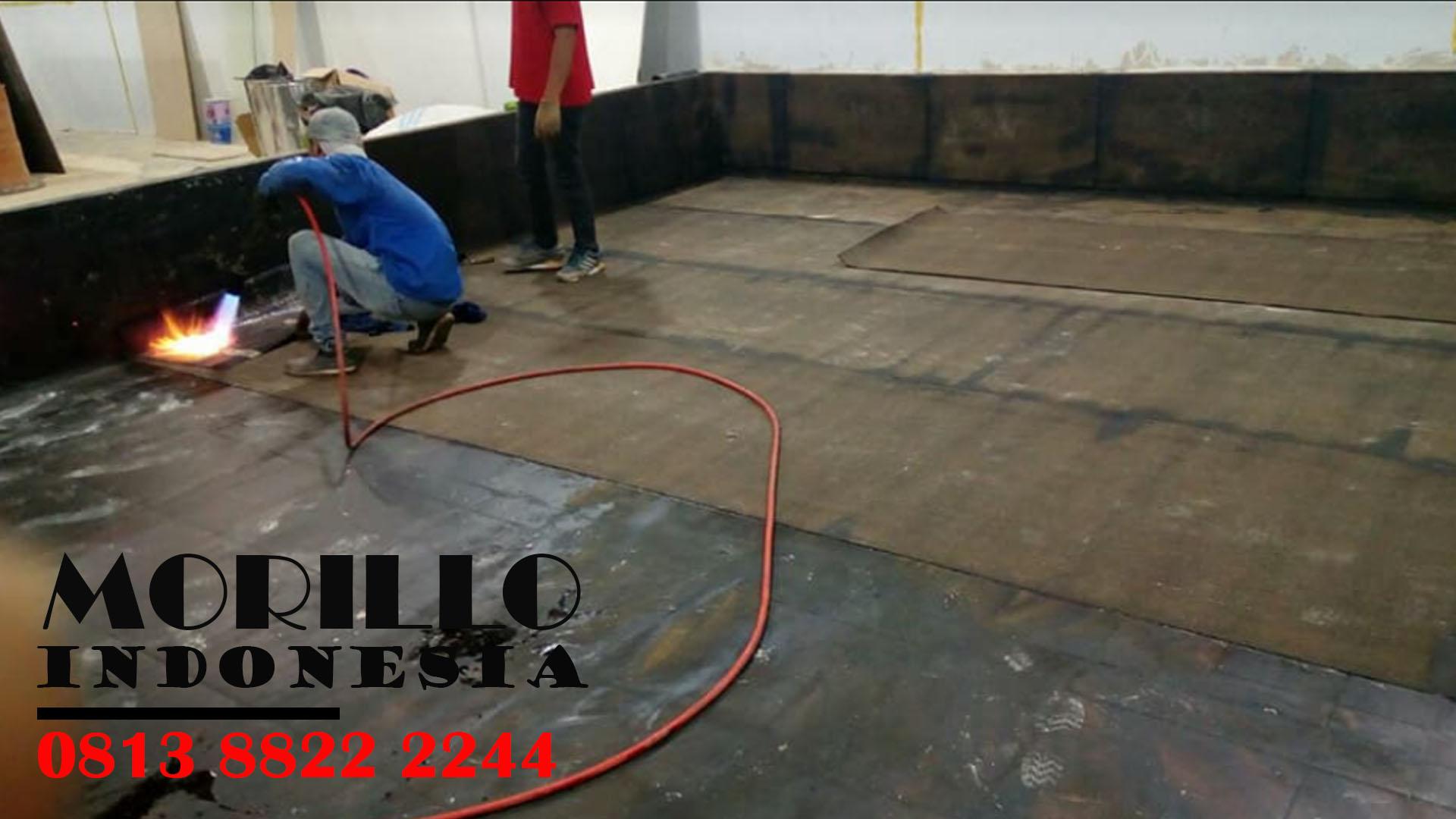 MEMBRAN BAKAR WATERPROOFING ASPAL di PAPUA HUBUNGI : 0813 8822 2244