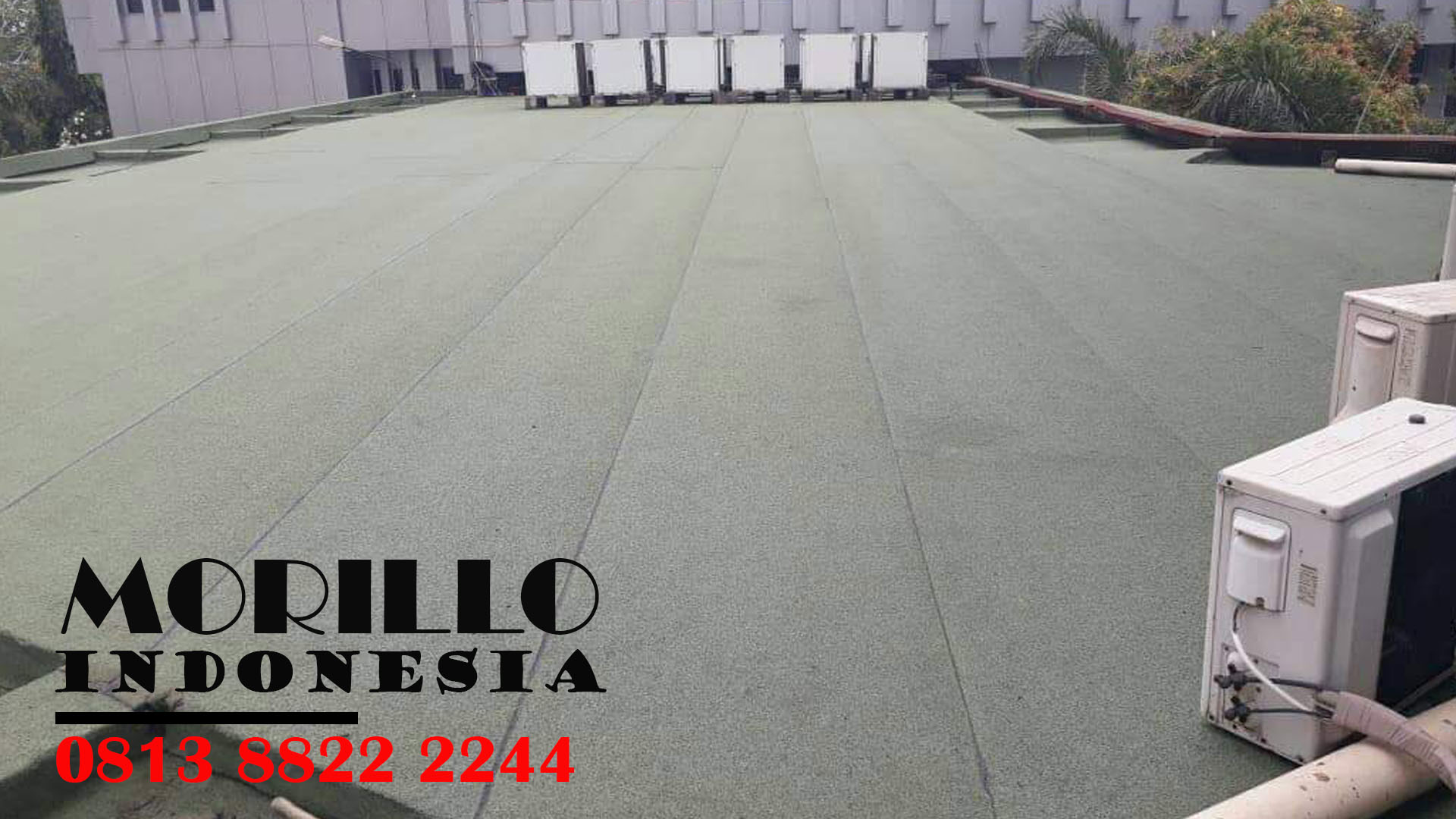 MEMBRAN BAKAR WATERPROOFING ANTI BOCOR di BATU TELEPON : 0813 88222244