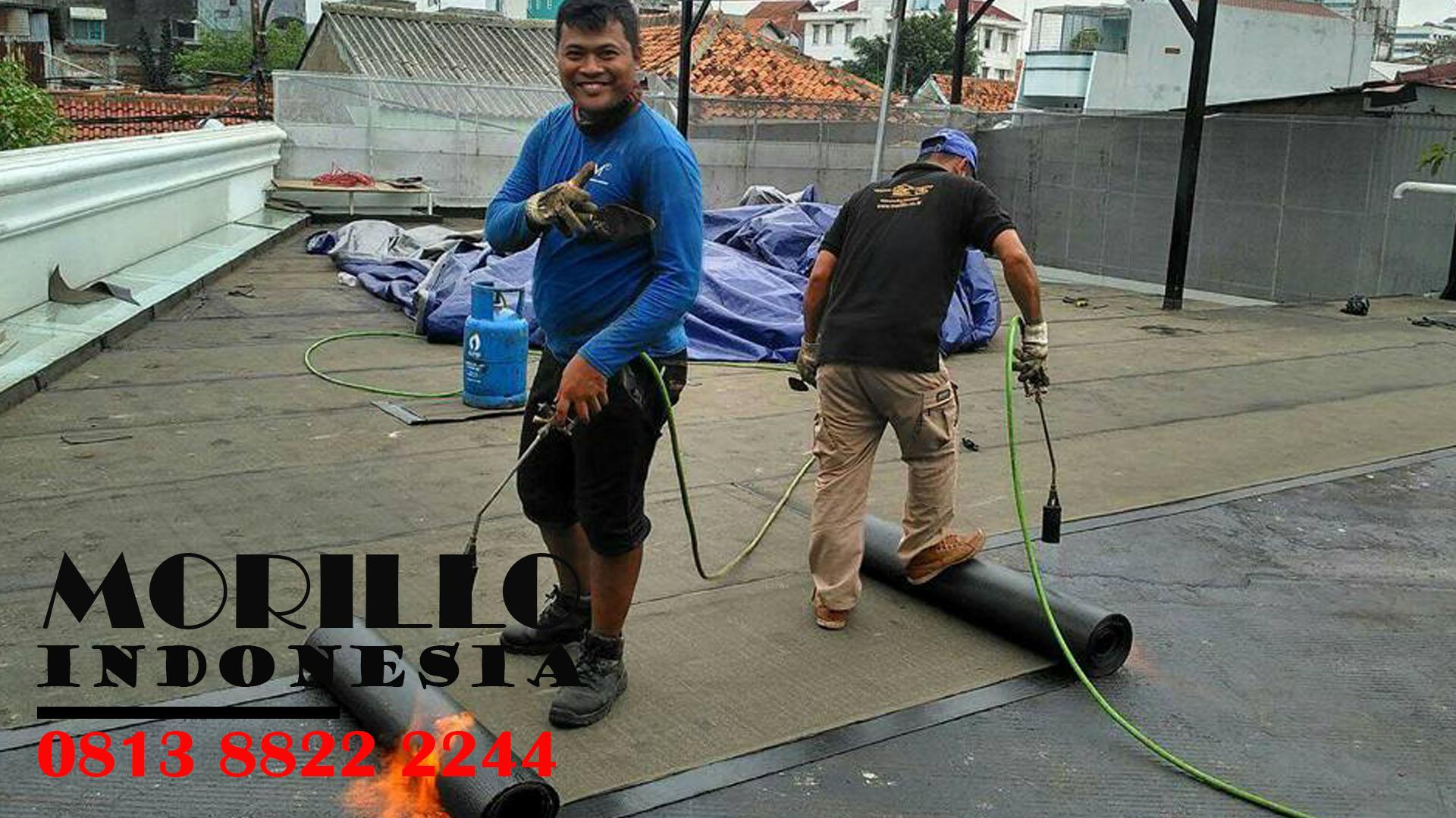 KONTRAKTOR WATERPROOFING MEMBRAN di DKI JAKARTA TELEPON : 0813 8822 2244