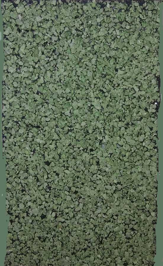 Morillo 3mm dan 4mm Granulle Green