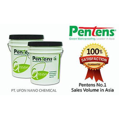 Pentens® T-100 Water-Based PU Bituminous Waterproofing Membrane