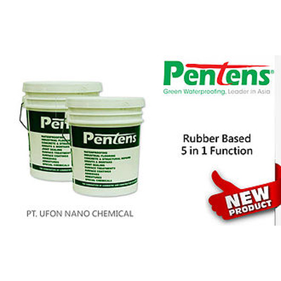 Pentens® L-210 (WP5) Synthetic Rubber Based, Waterproof Thermal Insulation Coating
