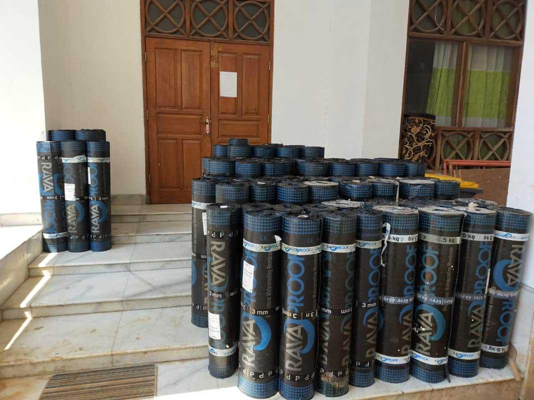 Yayasan Hidayatullah Pusat - Polonia Jakarta Timur. Masjid Baitul Karim