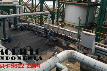 MEMBRAN BAKAR WATERPROOFING ASPAL di JAKARTA SELATAN TELEPON : 0813 88222244